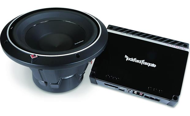 Rockford Fosgate P2D2-10 Group