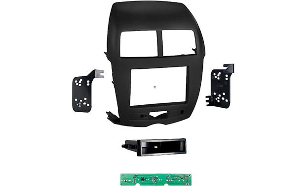 Metra 99-7014B Dash Kit Included dash kit, brackets, and hazard control circuit board