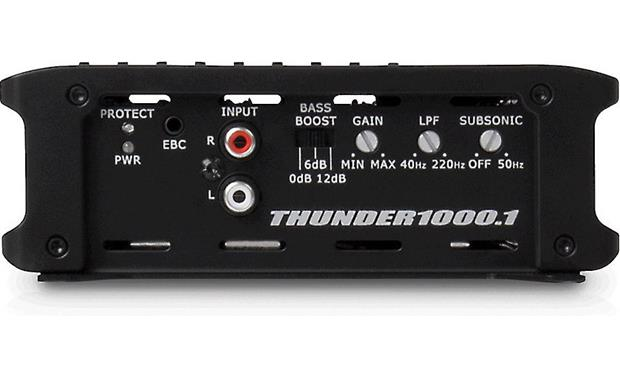 MTX THUNDER1000.1 Other