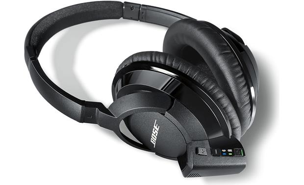 Bose® AE2w <em>Bluetooth</em>® headphones Detachable Bluetooth module with control buttons