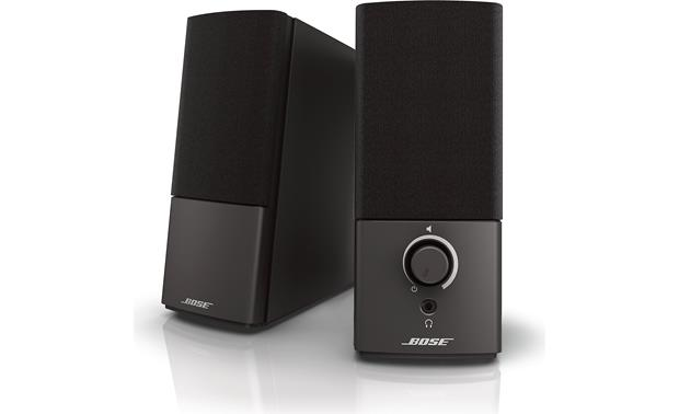 Bose® Companion® 2 Series III multimedia speaker system Front