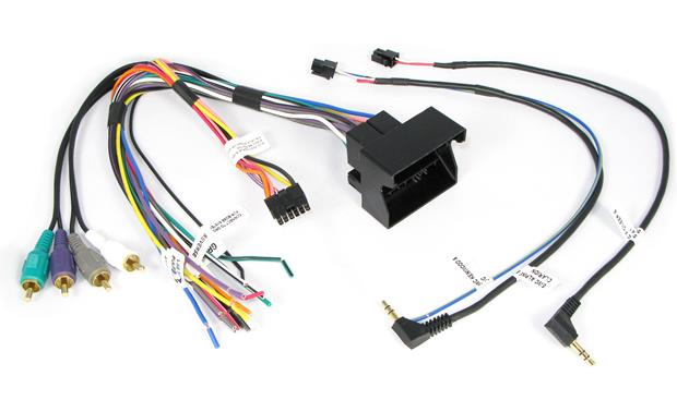 Crux SWRAD-55 Wiring Interface Other