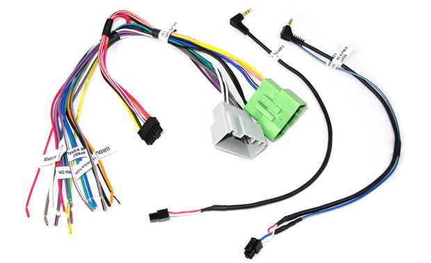 CRUX SWRVL-54 Wiring Interface Other