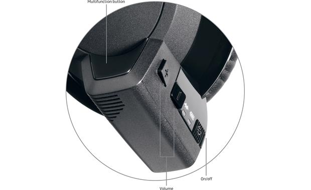 Bose® AE2w <em>Bluetooth</em>® headphones Bluetooth control module