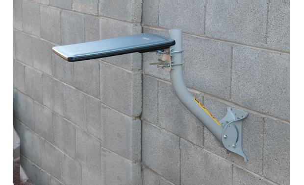 Channel Master CM-3000HD SMARTenna Mounted to an exterior wall