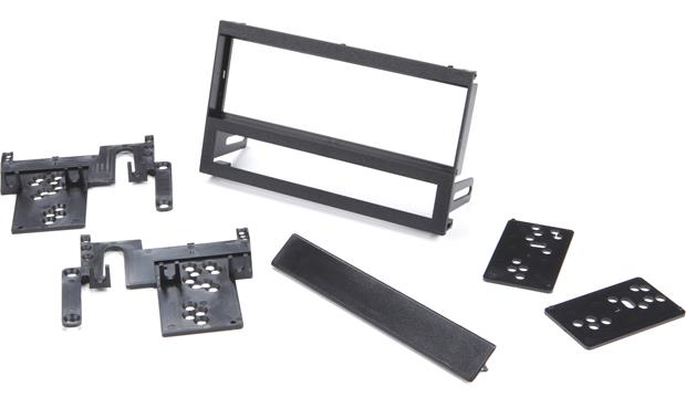 Metra 99-7413 Dash Kit Kit package with bezel and included brackets