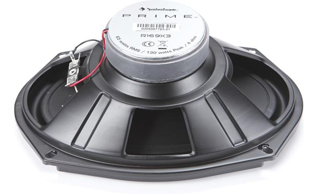Rockford Fosgate R169X3 Back