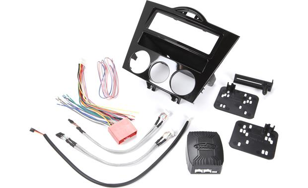 Metra 99-7510 Dash and Wiring Kit Package pictured