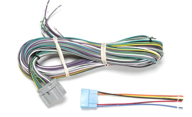 Metra 70-1719 Amp Bypass Harness Adapter package