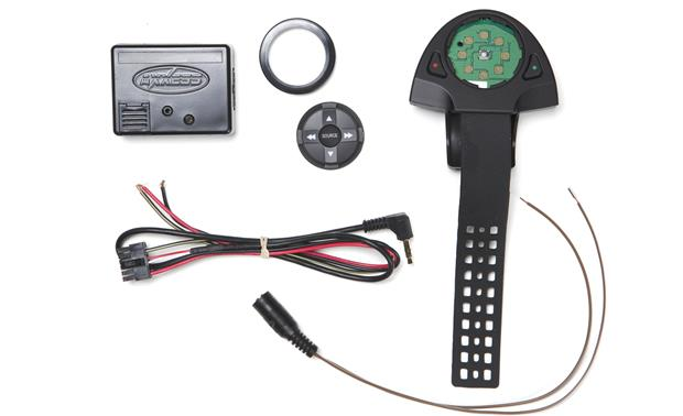 Axxess RFASWC Universal Steering Wheel Controls Package Front