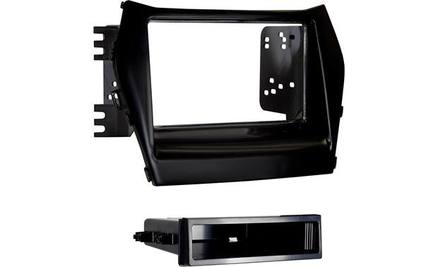 Metra 99-7354B Dash Kit Kit with included pocket for single-DIN radio installations