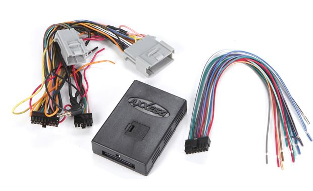 metra gmos 04 wiring interface connect a new car stereo