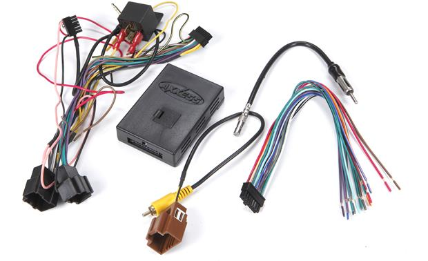 Axxess GMOS-LAN-02 Wiring Interface Front