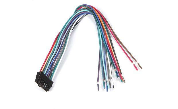 Axxess GMOS-LAN-02 Wiring Interface Other