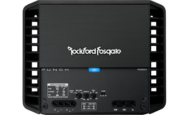 Rockford Fosgate Punch P300X1 Other