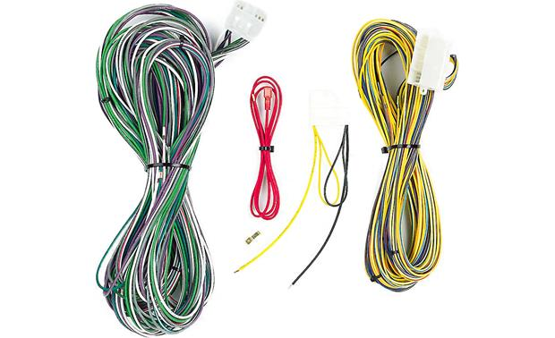 Metra 70-6504 Amp Bypass Harness Front