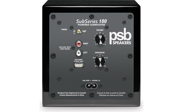 PSB SubSeries 100 Back