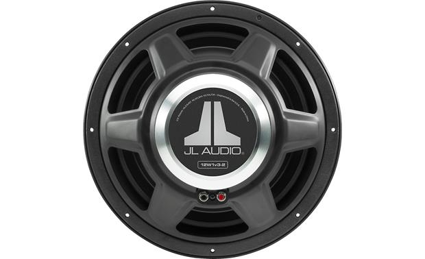 JL Audio 12W1v3-2 View of subwoofer magnet