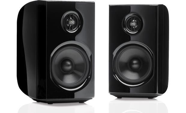 PSB Alpha PS1/SubSeries 100 PS1 speakers (front)