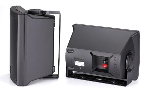 Boston Acoustics Voyager® 50 Back (shown in black)