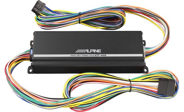 Alpine KTP-445A Power Pack Other
