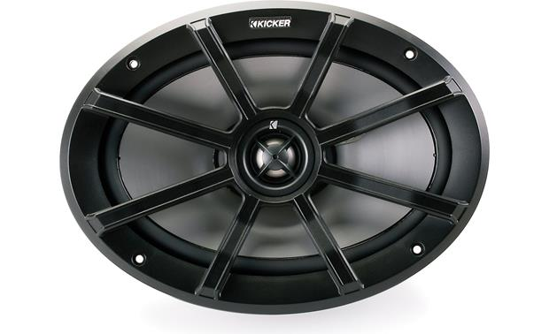 Kicker PS694 Rugged, removable grilles