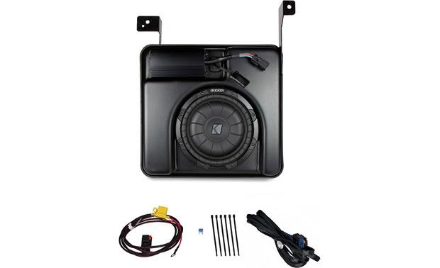 Kicker VSS™ PowerStage System Other