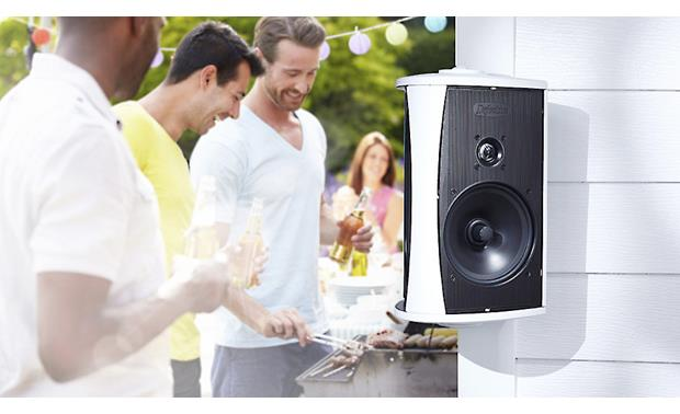 Definitive Technology AW6500 Add some sizzle to your next outdoor party