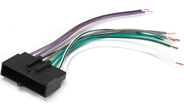 Metra 70-1776 Wiring Harness Other