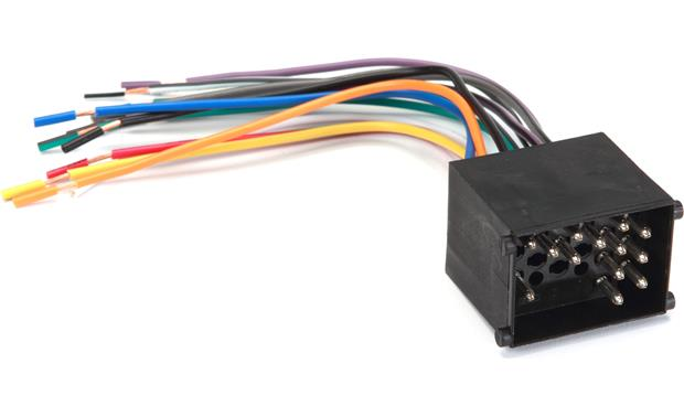 Metra 70-8590 Receiver Wire Harness Front