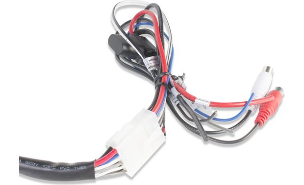 MTX MUD100.2 Innovative wiring pigtail