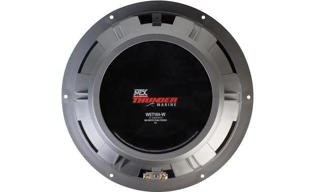 MTX WET104-W Designed for infinite-baffle use