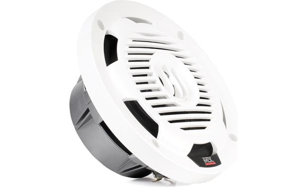 MTX WET65-W Subtle white grilles blend into any cabin