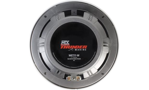 MTX WET77-W Sealed internal motor structure
