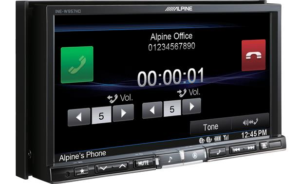 Alpine INE-W957HD Other