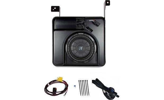 Kicker VSS PowerStage System Subwoofer and hardware