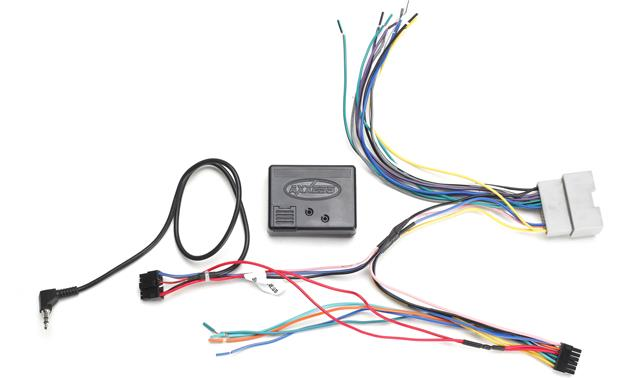 Axxess XSVI-6522-NAV Wiring Interface Wire up a new car stereo in your Dodge or Chrysler