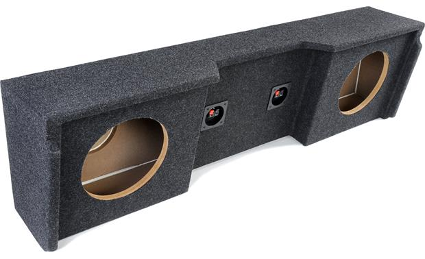ATREND A152-12CP BBox Series Subwoofer Box for GM(R) Vehicles (12