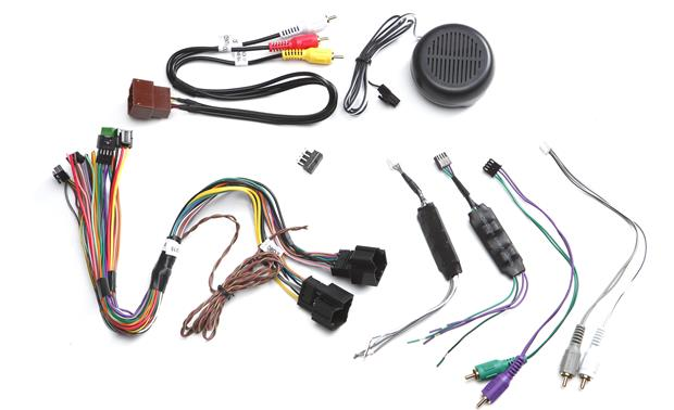 iDatalink ADS HRN-RR-GM5+ Interface Harness Front