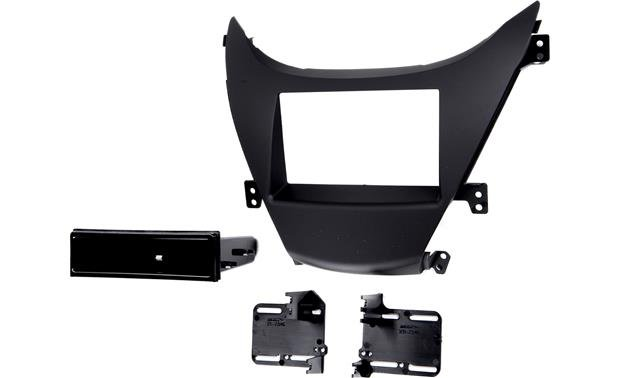 Metra 99-7346B Dash Kit Kit with included pocket for single-DIN radio installation