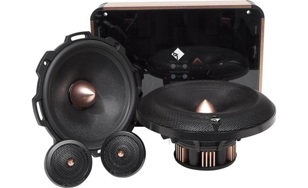 Rockford Fosgate T5652-S Front
