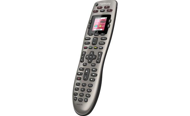 Logitech® Harmony® 650 Right front view