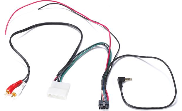 Metra AX-TOY28SWC Steering Wheel Control Harness Keep your factory steering wheel controls with a new car stereo without splicing wires