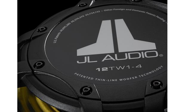 JL Audio 12TW1-4 Other
