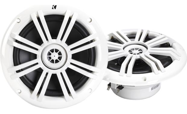 Kicker KM604W marine speakers