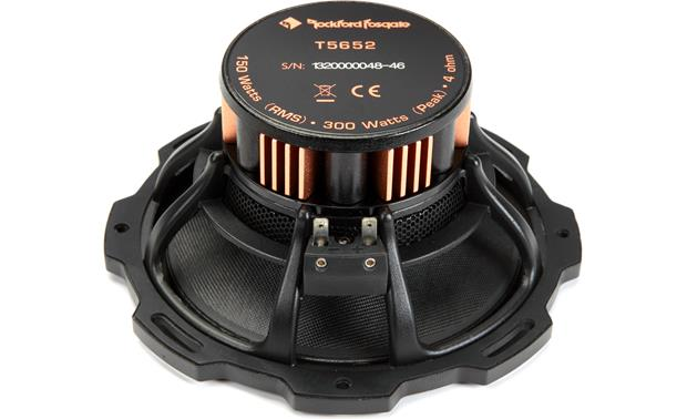 Rockford Fosgate T5652-S Back