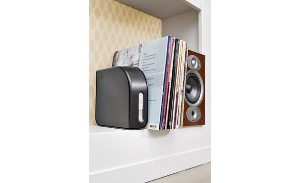 Polk Audio Omni A1 Compact design for easy placement
