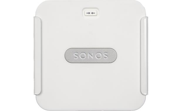 Flexson FLXBRIDGEW Shown holding Sonos BRIDGE (not included)