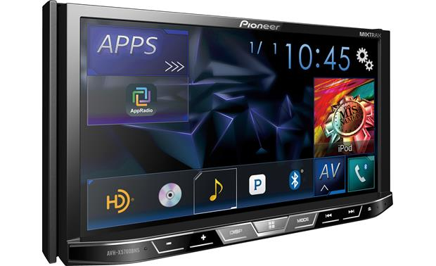Pioneer AVH-X5700BHS Other