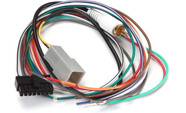 Axxess HDCC-01 Wiring Interface Other